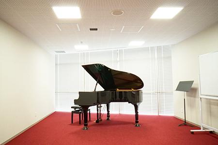 音楽室の参考写真
